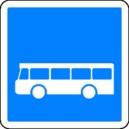 Autobus 350x350mm Classe 1