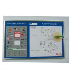 Consigne Plan Intervention 'magnétique'