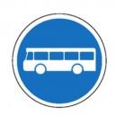 Panneau Autobus obligatoire Classe 2