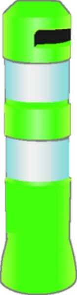 Balise Standard Verte Classe 1