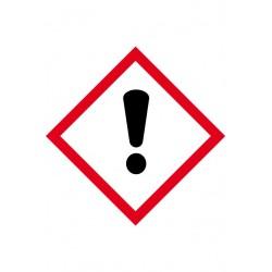 Etiquette Danger Velin adhésif