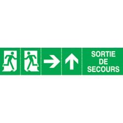 Pictogramme Sortie de Secours Etiquettes
