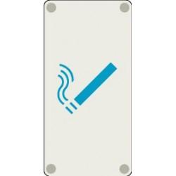 Plaque Zone Fumeurs Picto