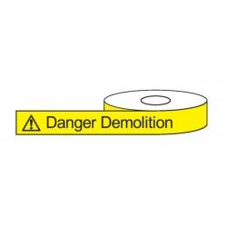 Rubalise Danger Démolition