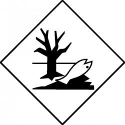Panneau Matière dangereuse pour l'environnement