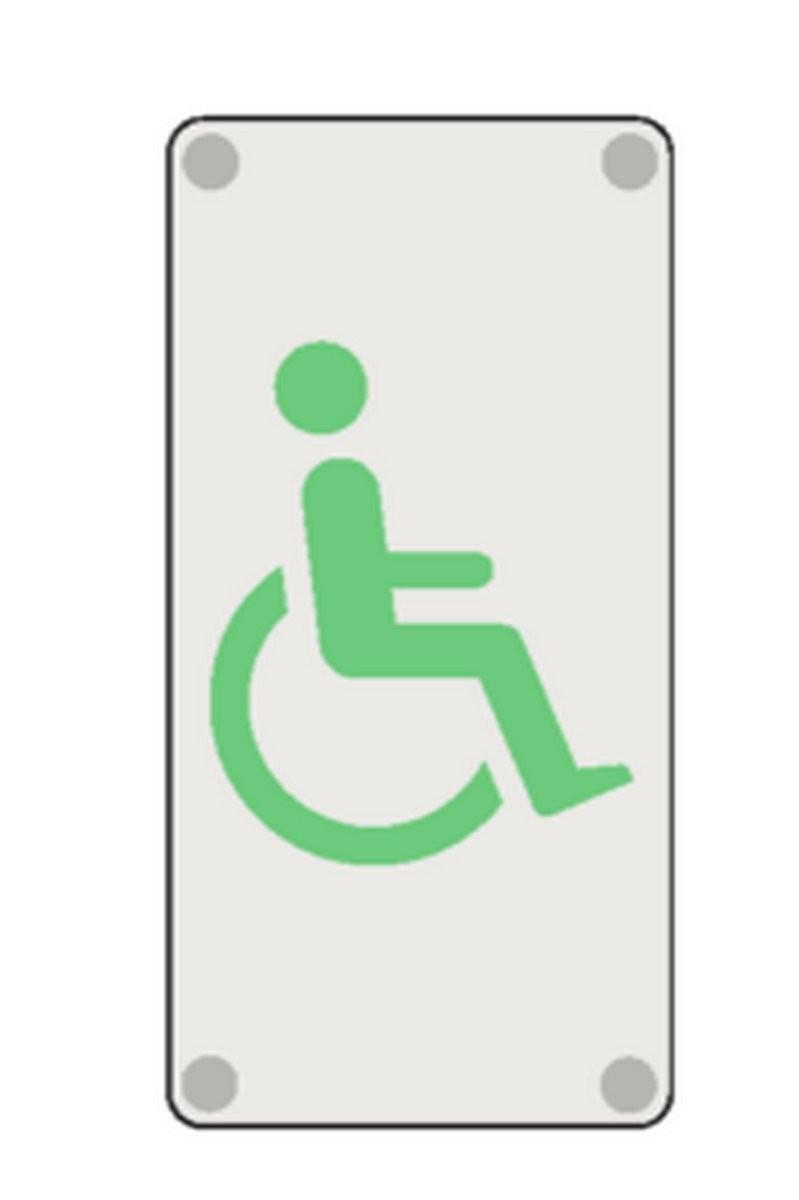 Handicapé Picto