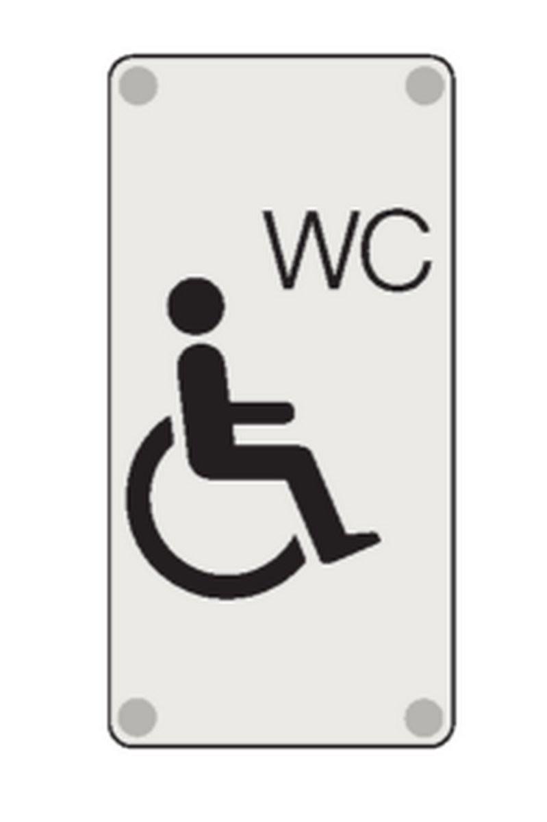 Handicapé WC Picto