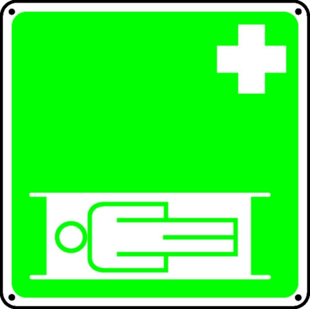 Salle de repos picto