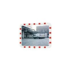 Miroir Industrie 600x400 mm + Bandes