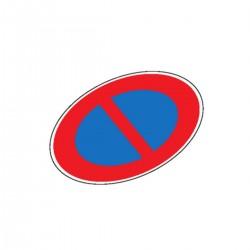 Pictogramme Défense de stationner